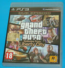 Grand Theft Auto - Episodes from Liberty City - Sony Playstation 3 PS3 - PAL