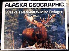 Alaska's National Wildlife Refuges (Alaska Geographic)    NEW!!!