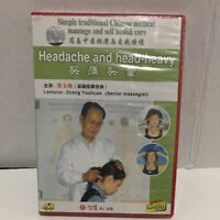 Chinese medical massage and self health care - Headache And Head-Heavy-DVD NEW