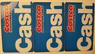 Costco Gift Card Costco Cash Card - Lot Of 3 ~$0.09 Value For Sale