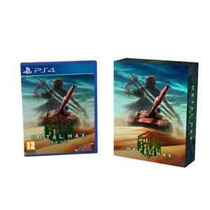 METAL MAX : Xeno - Limited Edition (PS4) DAMAGED BOX, PLEASE SEE PICS
