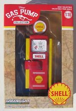 GREENLIGHT 1948 WAYNE 100A SHELL OIL GAS PUMP DIECAST MODEL 1:18