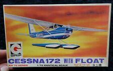 CESSNA 172 WITH FLOAT 1/72 EIDAI GRIP MODEL KIT