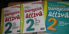MATEMATICA ATTIVA VOL.2 (IN 3VV) PER MEDIE - G.FLACCAVENTO ROMANO - FABBRI