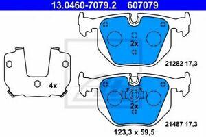 Kit de plaquettes de frein BMW 3 (E46) 3  (E46) 3 Coupé (E46) 3 Cabrio (E46) 3 T