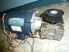 Manitowoc ice machine Gearbox Speed Reducer 7710470 50:1 Ratio Leeson Motor