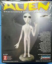 "Lindberg 7.75"" Alien Extra Terrestrial Level 2 Model Kit  NIB"