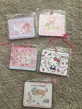 Sanrio Trinkets Hello Kitty Bonbon Ribbon Jewelpet Complete Mirror Set