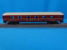 PRIMEX 4199 DB Sleeping car DSG red   TIN PLATE