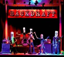 BACKDRAFT - THE SECOND COMING [DIGIPAK] * (NEW CD)