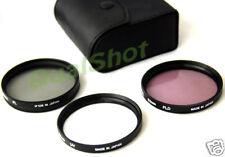 52mm CPL UV FD LENS FILTER KIT for Pentax K10D K110D K100D