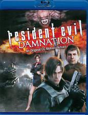 Resident Evil Damnation & Degeneration(Blu Ray)