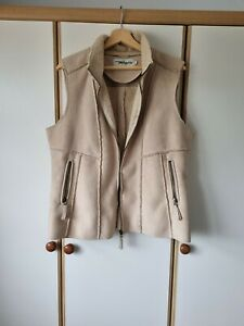 Tayberry Sherpa Gilet Large