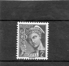 STAMP / TIMBRE DE FRANCE NEUF 1938 N° 405 ** TYPE MERCURE