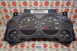 2011-2013 GMC SIERRA 1500 MPH INSTRUMENT CLUSTER SPEEDOMETER 20895767 245K OEM