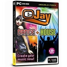 EJay Dance & Maison Double Pack New & Sealed