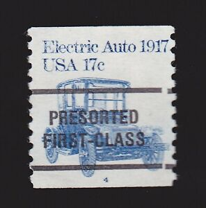 Used PNC1 17c Auto WA 4C P/C US #1906a F-VF