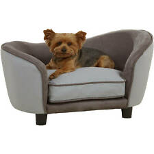 Enchanted Home Pet Ultra Plush Snuggle Sofa Dog Bed