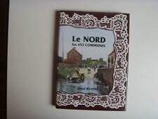 La région Nord - Les 653 communes - Nord - pas de Calais