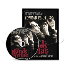 The Hands of Orlac (1924) Crime, Horror, Mystery Movie on DVD