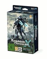 Xenoblade Chronicles X - Limited Edition Pack (Nintendo Wii U, 2015) NEU