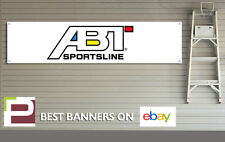 ABT Tuning Garage Banner PVC Sign, Workshop, office, pit lane, Volkswagen, VW,