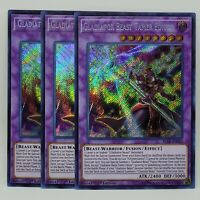 Gladiator Beast Tamer Editor BLLR-EN023 Secret Rare 1st NM Yugioh