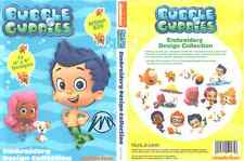 Brother Sanickbg Nickelodeon Bubble Guppies Pes Machine Embroidery Designs Cd