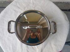 All Clad 2 1/2 Quart Pot Collector's Edition
