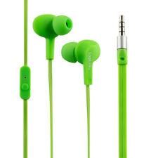 LogiLink HS0044 In-Ear Headset Kopfhörer Wassergeschützt IPX6 3,5mm Klinke Grün