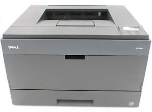 Dell 2330DN Workgroup Monochrome Laser Network Printer NO Toner TESTED
