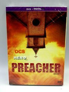 DVD Video Preacher Integral de La Season 1 New Sub Scello Pal UK