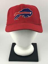 Buffalo Bills Cap New Era 7 1 8 Red Wool Blend NFL Football New York fcfc0e65ca43