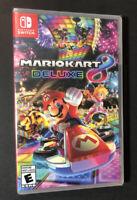 Mario Kart 8 DELUXE (Nintendo Switch) NEW