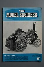 R&L Mag: Model Engineer 21 July 1955 Rebuilding a Small Steam Engine