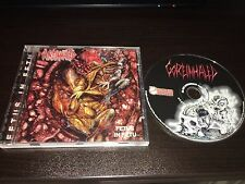 GOREINHALED Fetus In Fetu - 2004 CD - suffocation dying fetus deeds of flesh