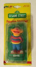 Sesame Street Ernie Figurine Stamper 1997 By Roseart