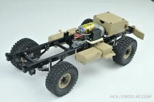Cross RC - HC4 Off Road Military Truck Kit, 1/10 Scale, 4x4