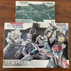 Macross Hi-Metal VF-1J Valkyrie Hikaru Ichijo and Super Strike Parts *US Seller*