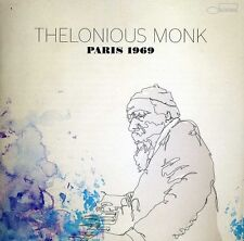 Thelonious Monk - Paris 1969 [New CD] With DVD