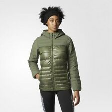 Womens adidas winter COZY DOWN JACKET size uk 8 TO 10  bnwt  P/C AY8688