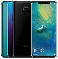 "Huawei Mate 20 Pro LYA-L29 128GB (FACTORY UNLOCKED) 6.39"" Black Green Twilight"