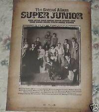 Super Junior Don't Don Taiwan Promo Poster