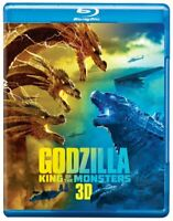 Godzilla: King of the Monsters +Digital Copy [3D Blu-ray 3D Pre-Order