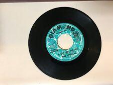 NORTHERN SOUL 45 RPM RECORD - THE LINNEAS - DIAMOND S-248 - PROMO