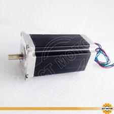 ACT MOTOR GmbH 1PC Nema23 Schrittmotor 23HS2442P15 112mm 2.8Nm 4.2A D-Shaft φ 8m