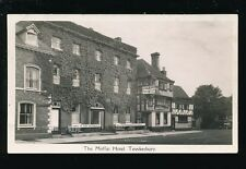 Gloucestershire Glos TEWKESBURY The Moffat Hotel advert c1930/40s? RP PPC