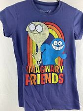 Imaginary Friends Foster's Cartoon Network T-Shirt Girls Size M