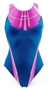 HEAD INCA Lady One Piece Swimming Costume - Size Choice