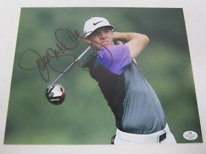 Rory McIlroy Signed Autographed 8x10 Photo with COA PGA Golf